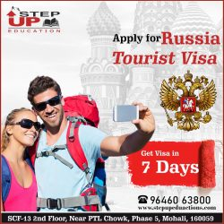 Apply for Russia Tourist Visa