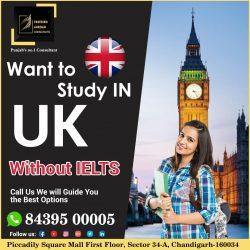 Apply UK Study Visa for Upcoming Intakes.