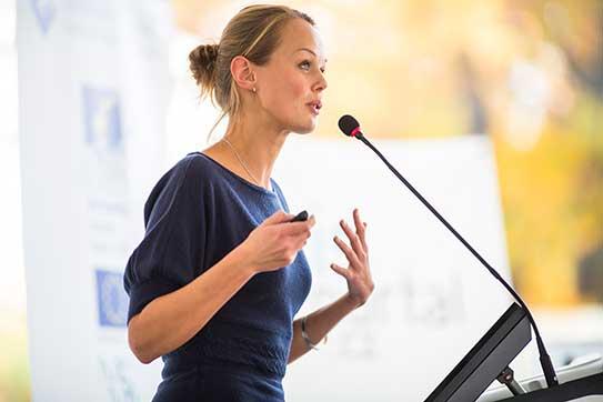 Persuasive Public Speaking Skills Seminar – Germany