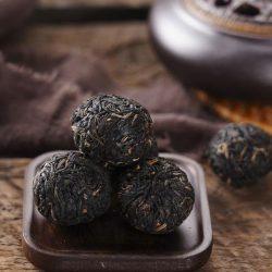 Raw Puer Tea Yunnan Purple Planet