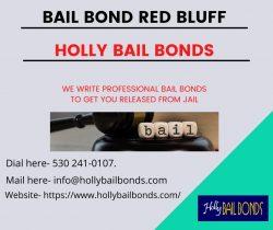 Bail Bonds Red Bluff