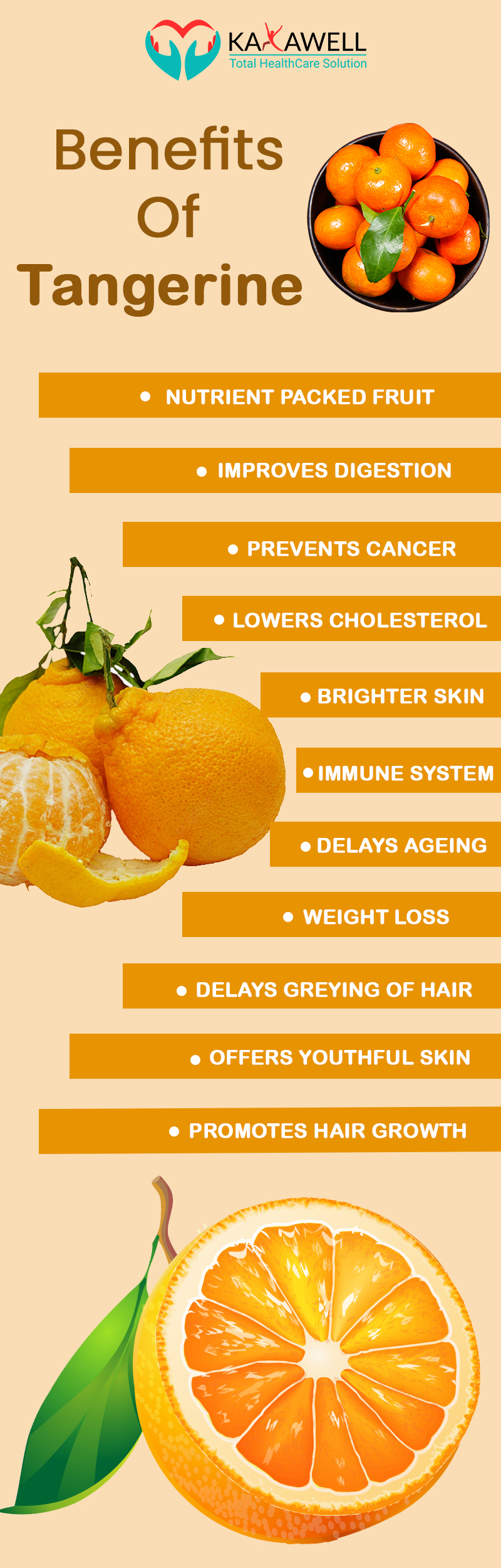 Are Tangerines Good For You