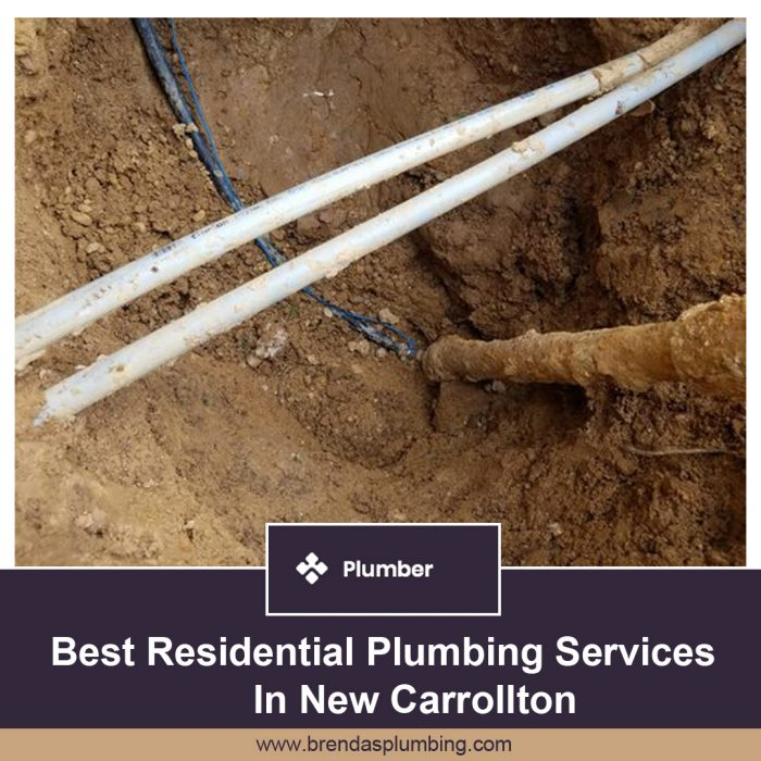 Find the Best Residential Plumbing Services in New Carrollton