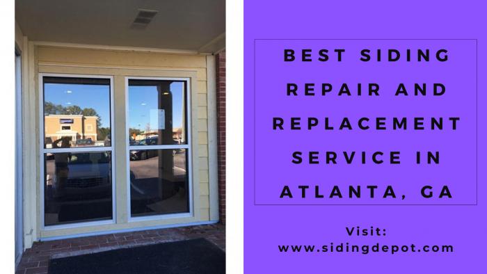 Best Siding Repair and Replacement Service in Atlanta, GA