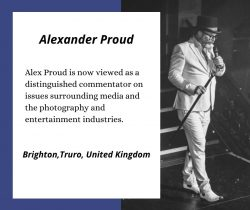 Alexander Proud – Proud Cabaret