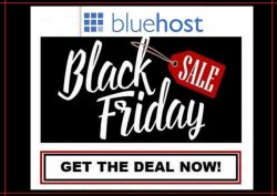 Grab The Best Hosting Deals From BlueHost Black Friday Sale and Get Amazing Discount & Offers