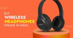 Wireless Headphones Online in India