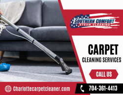 Quality and Friendly Carpet Sweeper Services