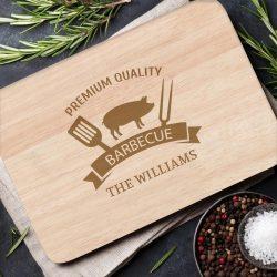 Wood Cutting Board – Popular Engraving Options