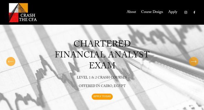 CFA Courses in Egypt