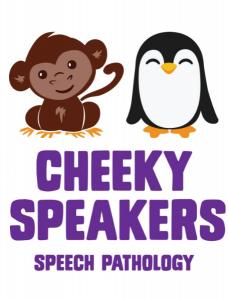 Cheeky Speakers Speech Pathology