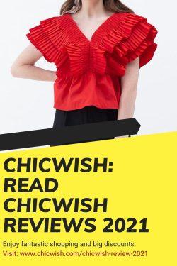 Chicwish: Chicwish Reviews 2021