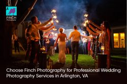 Choose Finch Photography for Professional Wedding Photography Services in Arlington, VA