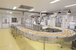 Cleanroom requirements for the food industry