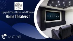 Commercial Media Room & Home Theater Installation