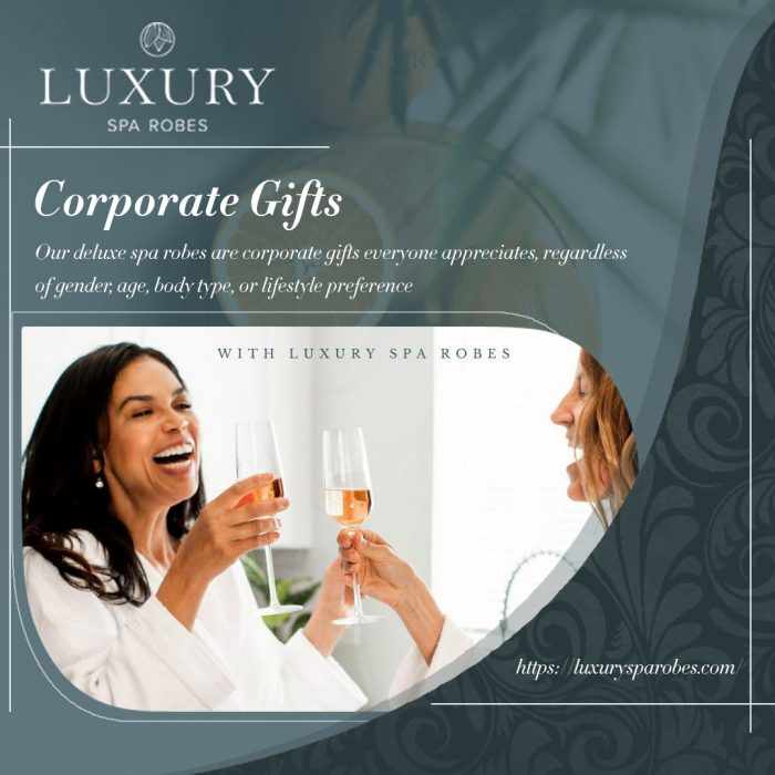 Check out the collection of corporate gifts at Luxury Spa Robes