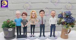Custom Bobbleheads–Just Like you!