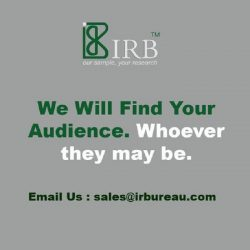 Market Research Company in India   Online Market Research   IRBureau