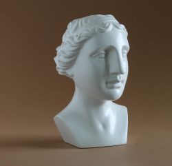 Buy Decorative Ceramic Face Figurines Online India | Home Decor | Whispering Homes