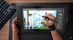 Les meilleures tablettes graphiques pour Architectes, AutoCAD et SketchUp