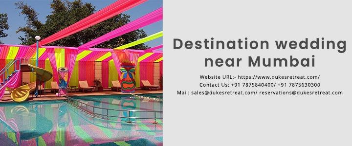 Best Affordable destination wedding near mumbai