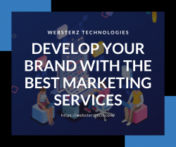 Develop Your Brand With The Best Marketing Services