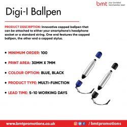 Promotional Digi-I Ballpen
