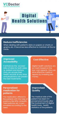 Benefits of digital health