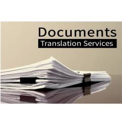 Document Translation Services Ottawa