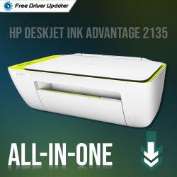 Download HP DeskJet Ink Advantage 2135 All-in-One Printer Driver