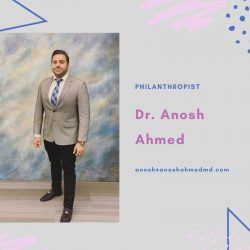 Dr. Anosh Ahmed tells about Corporate Philanthropy and its advantages