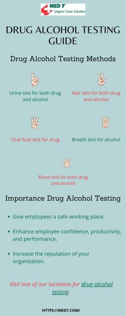 Drug Alcohol Testing Guide