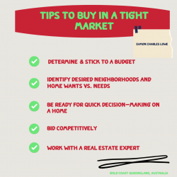 Eamon Charles Lowe – Tips to Buy in a Tight Market