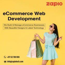 eCommerce Web Design Agency in Dubai
