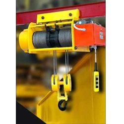 Wire Rope Hoists Manufacturers in India