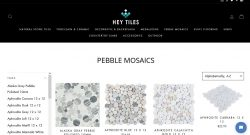 elysium tile glass mosaics