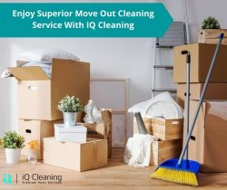 Enjoy Superior Move Out Cleaning Service With IQ Cleaning