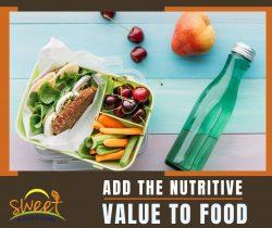Enjoy your Foods with Natural Taste