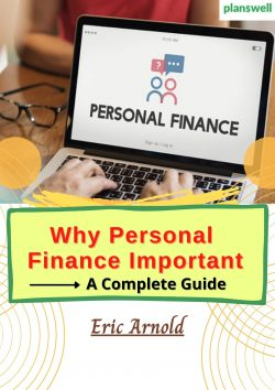 Eric Arnold – Why Personal Finance Important