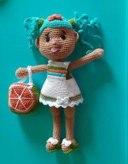 Beach Baby Doll