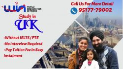 UK Study Visa With / Without IELTS
