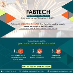 Participate In Fabtech International For Maximized Business Growth In Metal Forming & Weldin ...