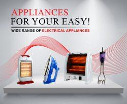 Home Appliances Manufacturer In Uttarakhand – Florita
