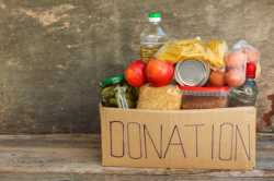 Food Donation – Donate Food Online