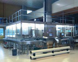 Food Workshop structure