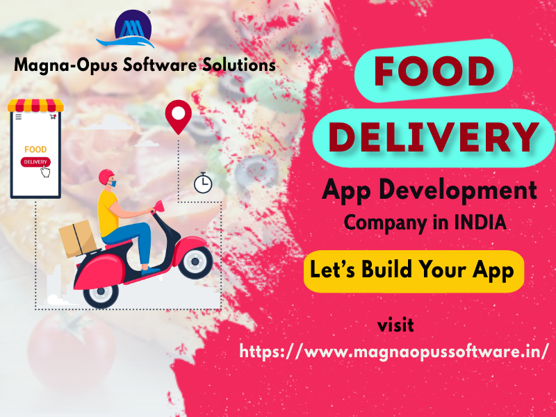Food Delivery App Development Company India