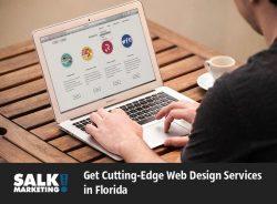 Get Cutting-Edge Web Design Services in Florida