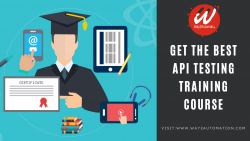 Get the Best API Testing Training Course Online