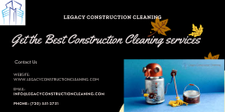 Get the Best Construction Cleaning Service in Denver