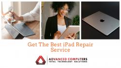 Get The Best iPad Repair Service